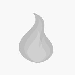 Ethanol Kamin Ema-May 600 Stahl-Geschliffen
